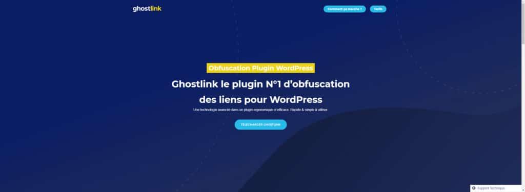 gostlink plugin wordpress