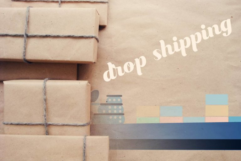 image dropshipping publicite